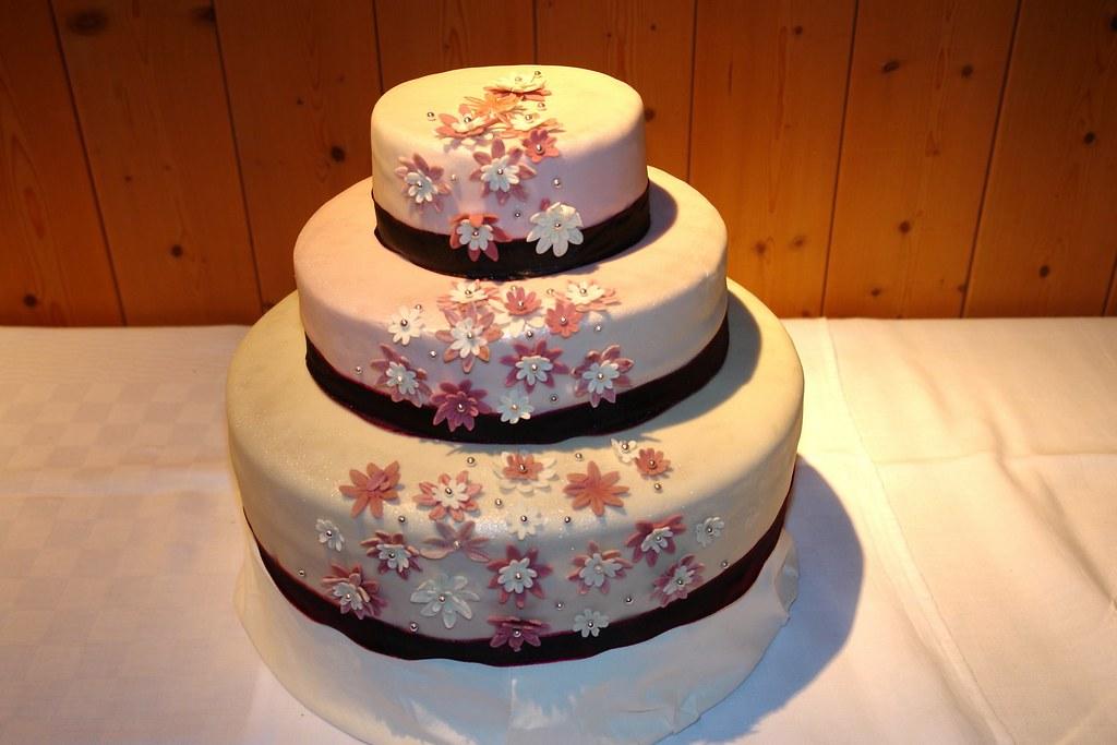 Wedding Cake for Karin & Andreas