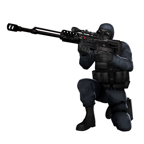 SSOCOM Fireteam Bravo 3 BRIT