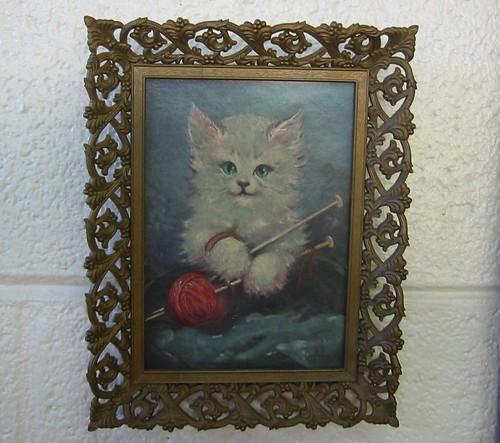 The Knittn Kitten