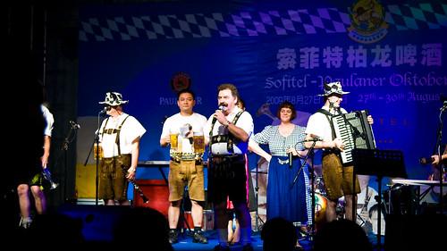 Oktoberfest at Sofitel, Xian