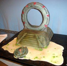 Tarta Stargate