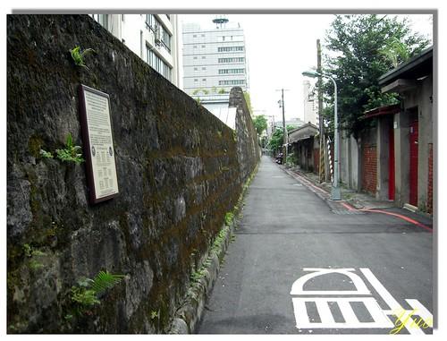 台北監獄圍牆遺址