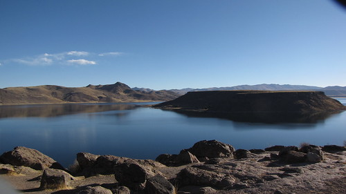 Puno, lago titicaca