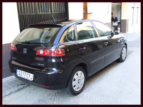 Seat Ibiza 2004 negro mágico-111