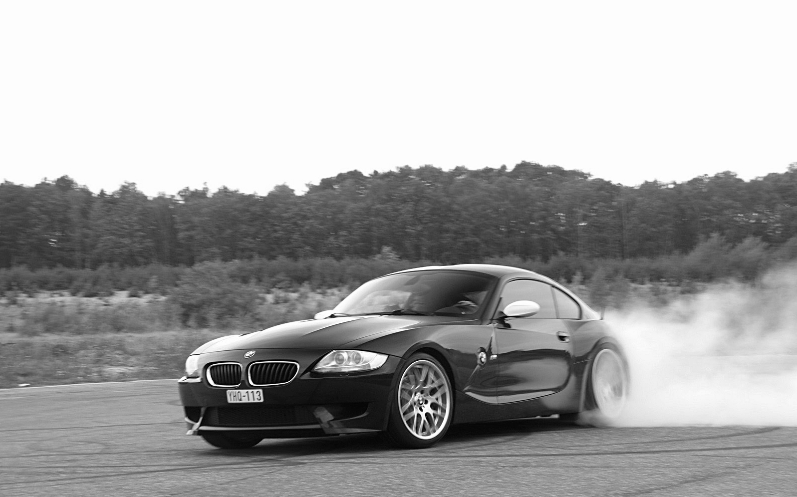 Bmw Z3 M Coupe Drift