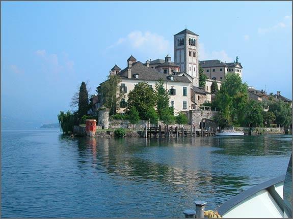 Lake Orta Boat Service