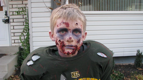 The zombie FB player