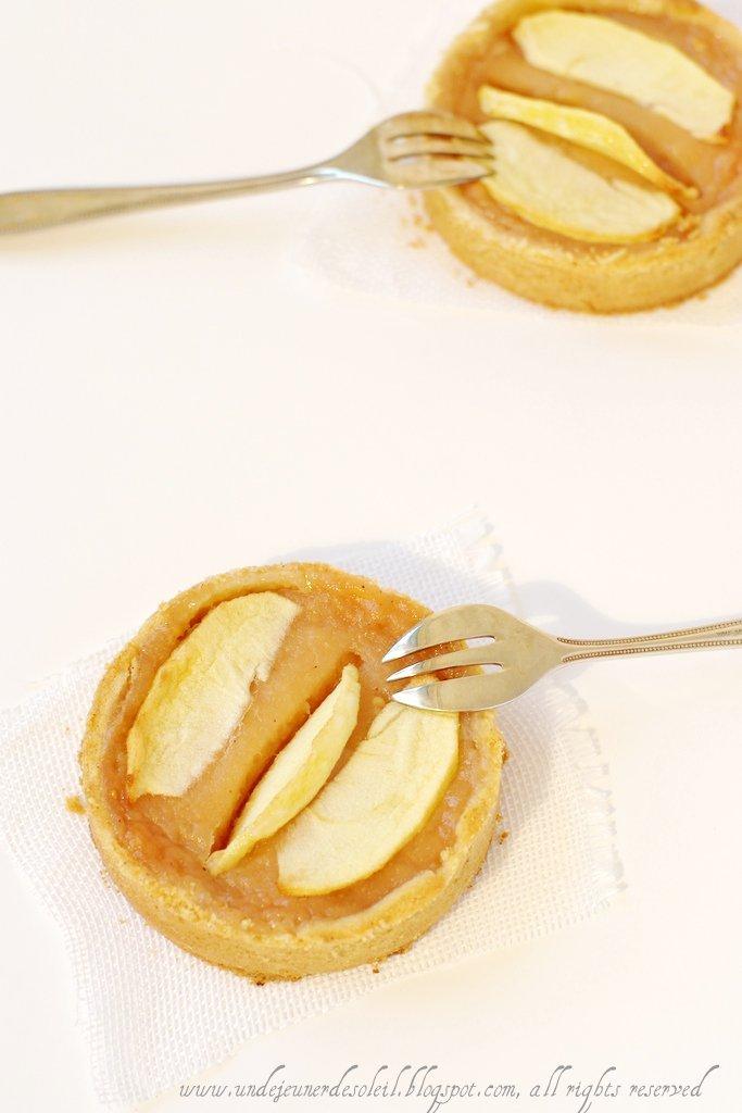 Tarte pommes coings