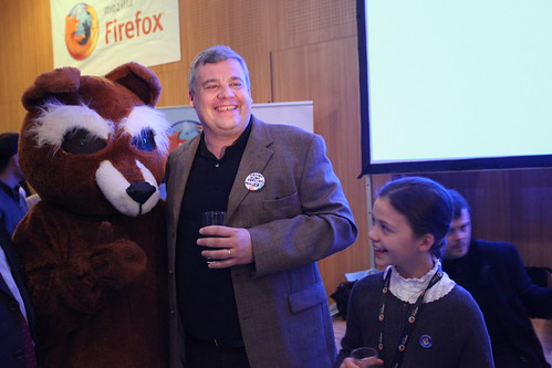 Firefox, Tristan & Philippine