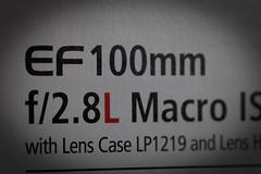 f/2.8L (Luke Gamon) Tags: macro canon box llens hybridis ef100mmf28lmacrois 28lmacro 100mm28l canon100mm28lmacro