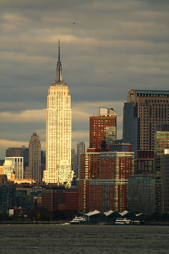 Evening Glow, Empire State Building