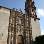 San Miguel de Allende: Templo San Francisco