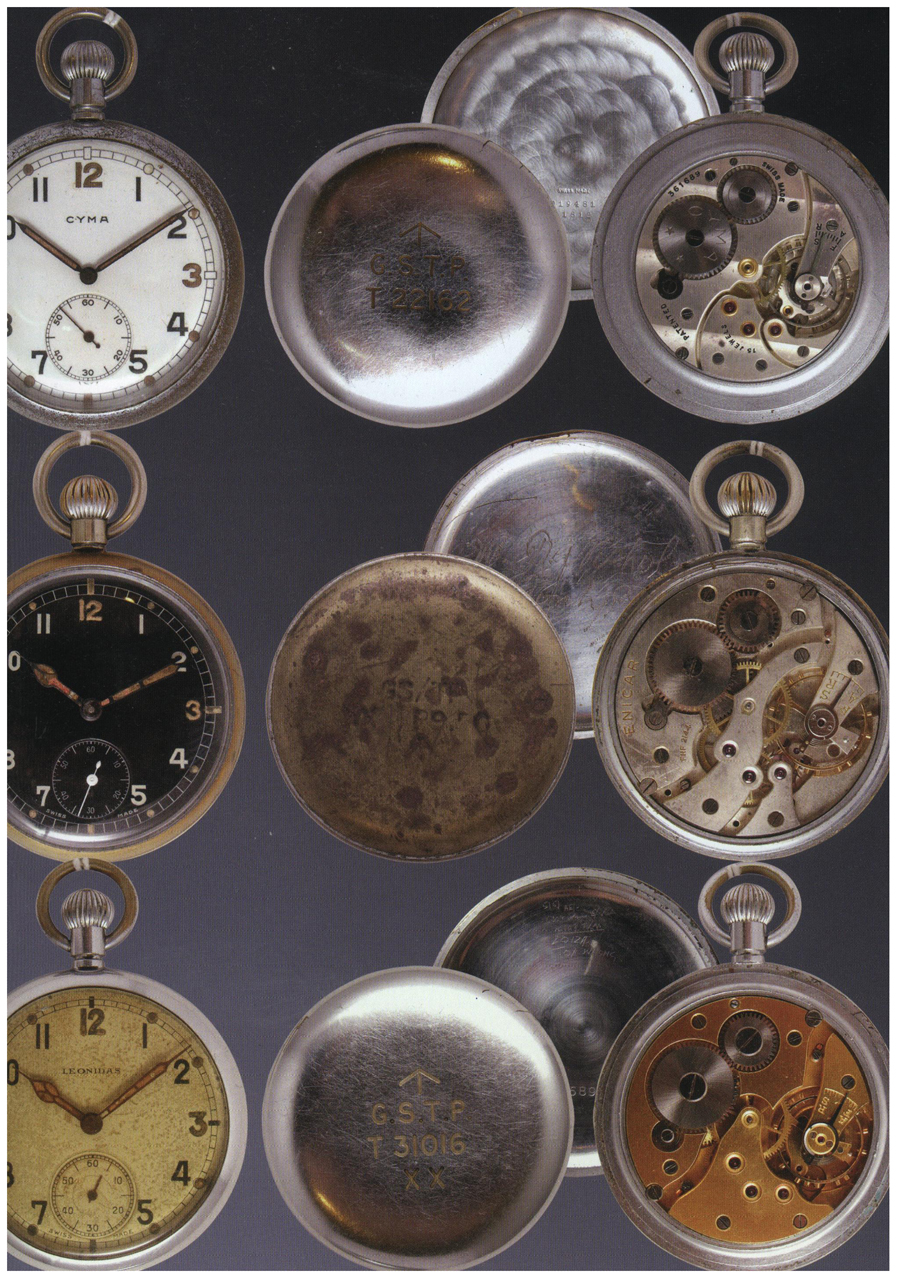 GSTP pocket watches from WWII...( Pics ) 4120098195_c291050749_o