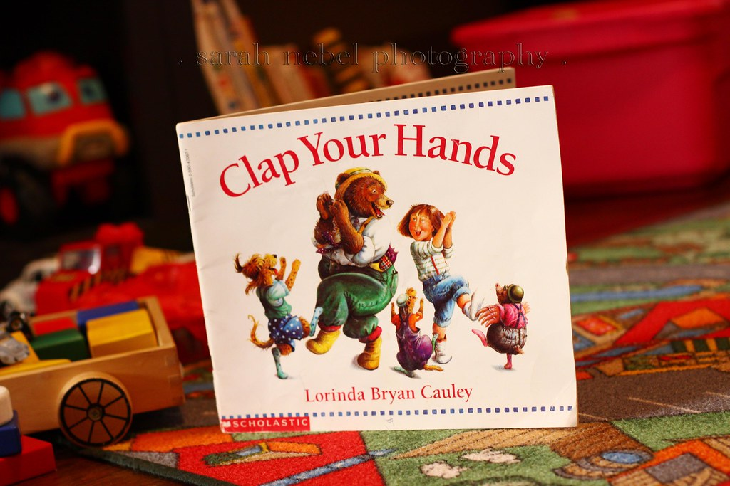 . clap your hands .