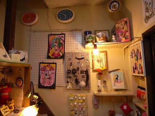 雑貨店「夜猫」@椿井市場-11