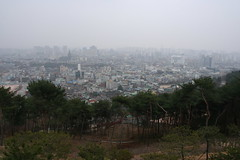view over suwon (lynnith) Tags: korea hwaseong suwon