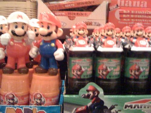 Mario Candy!
