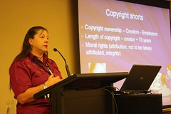 Copyright Session