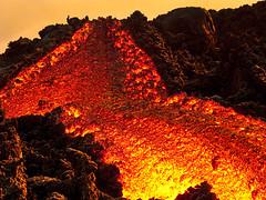 Lava Flow (Poppa-D) Tags: volcano lava guatemala magma volcan pacaya volcanpacaya pacayavolcano