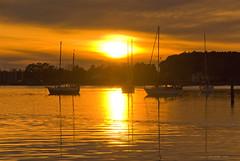 091201_5965_1 (Jim Sorbie) Tags: sunset sailboats oriental