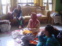 MaK JaNg,bOnDa &kAk SyAsYa (WaDi LaLa~) Tags: 09 raya hari aidilfitri