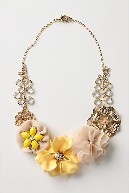 anthropologie from okeeffe necklace