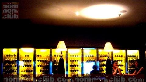 Tosco Wine Bar, Dusit Thani Hotel, Makati City