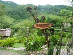 The El Retiro Lodge.