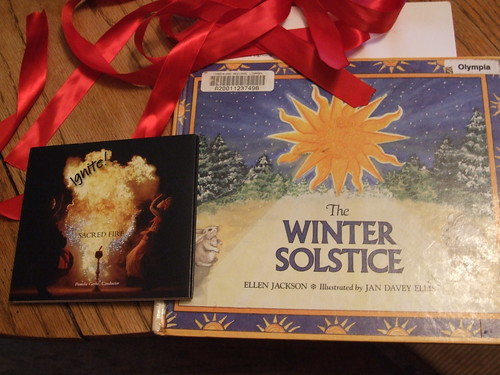 preparing for winter solstice