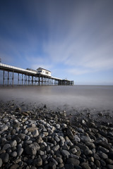 Penarth Pier Long Exposure (meenaghd) Tags: uk longexposure wales cardiff penarth sigm1020 10stop nd110
