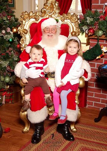 Santa Time 12-15-09