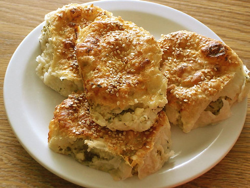 Borek with Potatoes