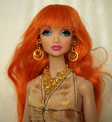 Wild angel !!! (napudollworld) Tags: fashion barbie amelie nippon bonjour royalty misaki