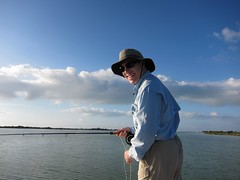 Hunting Bonefish