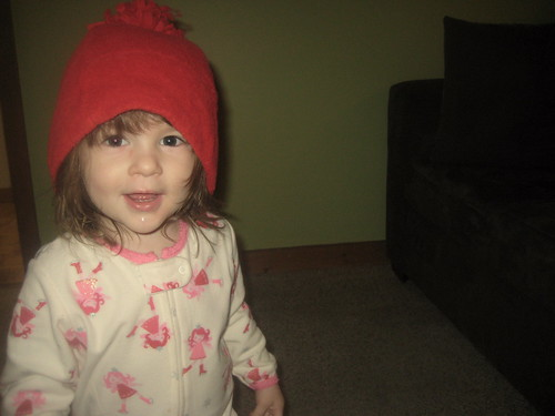 wearing Jonas's hat (2)