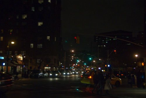 Night in NYC