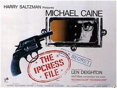 The Ipcress File (1965) (Matt Patton) Tags: 1965 michaelcaine suelloyd lendeighton nigelgreen sidneyfurie guydoleman ottoheller billcanaway jamesdoran theipcress