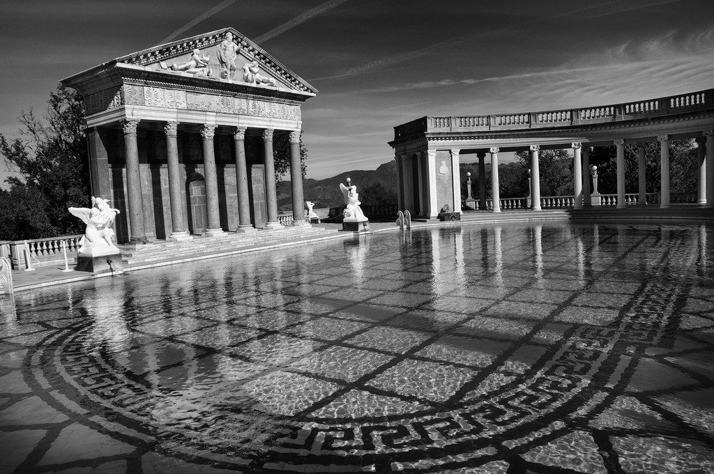 San Simeon © Harold Davis