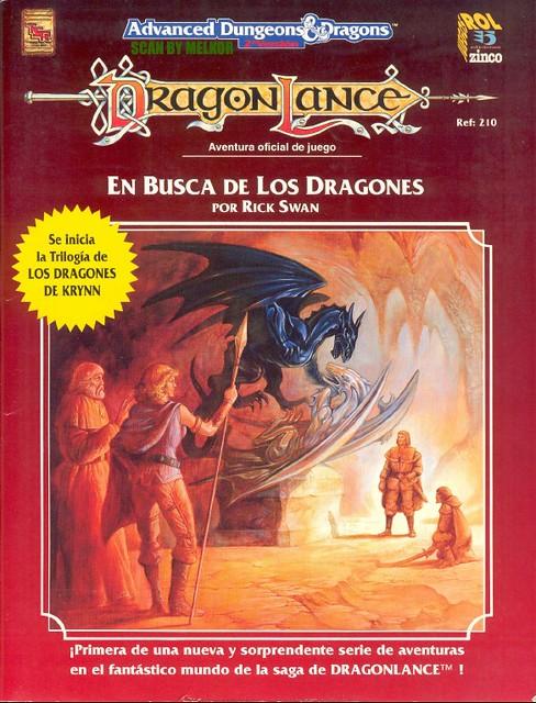 En Busca de los Dragones