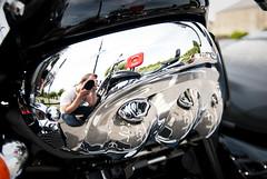 Triumph Rocket III (Simon Didmon) Tags: 3 bike lens nikon shiny iii motorbike chrome triumph rocket vr 23l 18105mm d3000