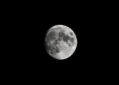 Midnight Moon - June 13 2011 (mjkjr) Tags: moon night ga georgia nikon nightshot atl f10 300mm moonrise astronomy nikkor lunar newnan waxinggibbous moonphases telephotolens halfmoon cowetacounty 2011 d90 30265 nikond90 70300mmvr earthssatellite 70300mmf4556gedifafsvr mjkjr httpwwwflickrcomphotosmjkjr june132011 96illuminatedmoon
