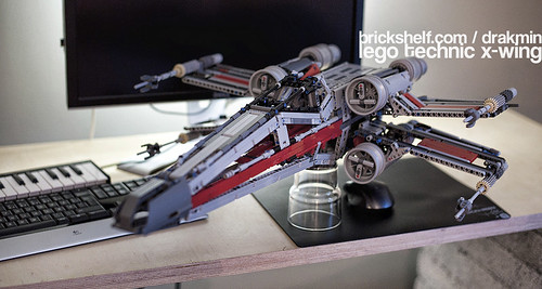 lego technic x-wing