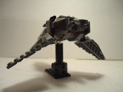 T-Wing (WGHMusic) Tags: from star fighter lego bricks contest corporation to wars alphabet fbtb twing incom bothans