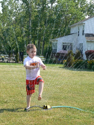Sprinkler tim