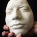 death mask - photo cast of john henderson