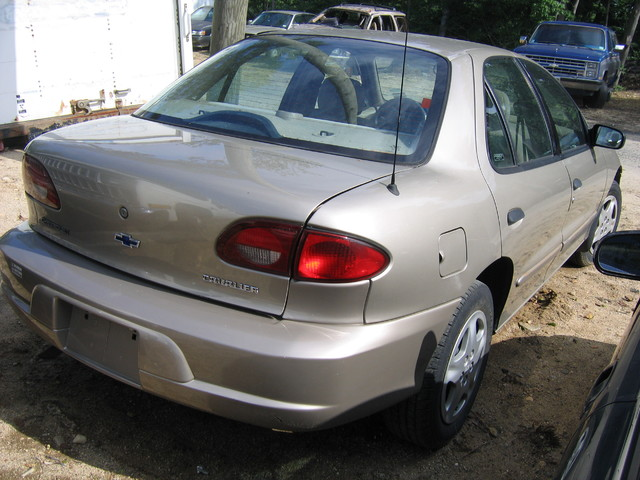 New Arrival 2002 Chevrolet Cavalier Parting Out Now