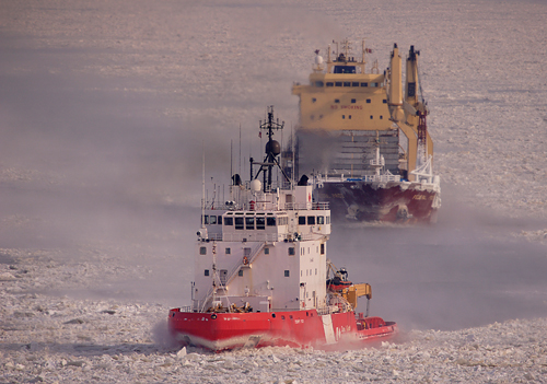 CCGS TERRY FOX by naturepainter