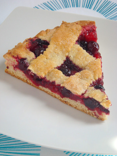 summer fruits pie1