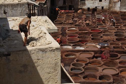 Cortidurías de Fez