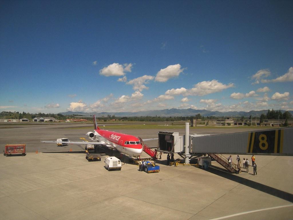 Jose Maria Cordova International Airport - Antioquia, Colombia